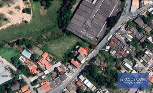 Imagem 1 de 5 de Terreno À Venda, 3975m² - Itapevi/sp - Te0086