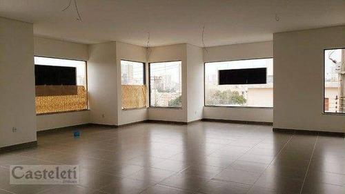 Imagem 1 de 18 de Salão Para Alugar, 386 M² Por R$ 13.500/mês - Chácara Da Barra - Campinas/sp - Sl0355