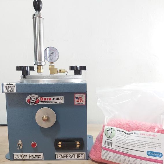 Maquina De Inyeccion De Cera Para Joyería