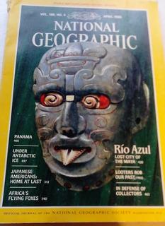 Revista National Geographic De Colección! Más De 100 Títulos