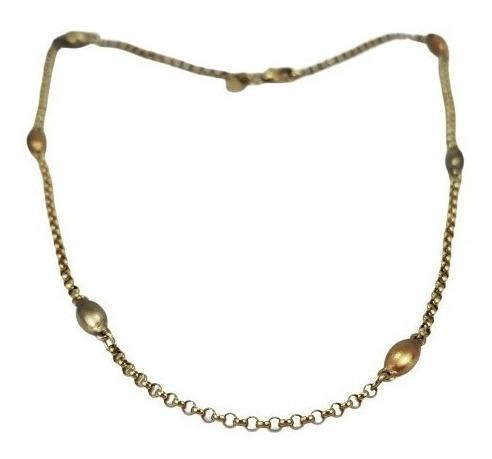 Barato! Colar Cordão Luxo Especial Ouro 18k 47cm - 2057