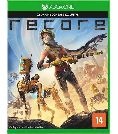 Jogo Xbox One Recore - Novo - Lacrado