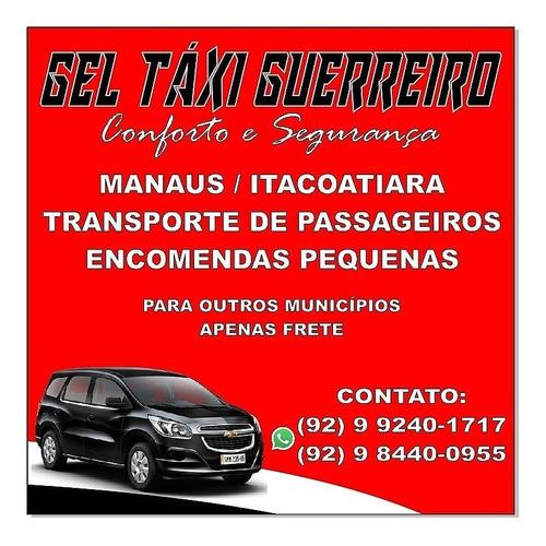 Imagem 1 de 1 de Taxi Lotação Itacoatiara Manaus,manaus Itacoatiara