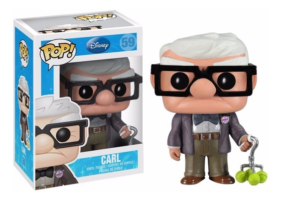 Funko Pop Carl Fredricksen Up - Disney