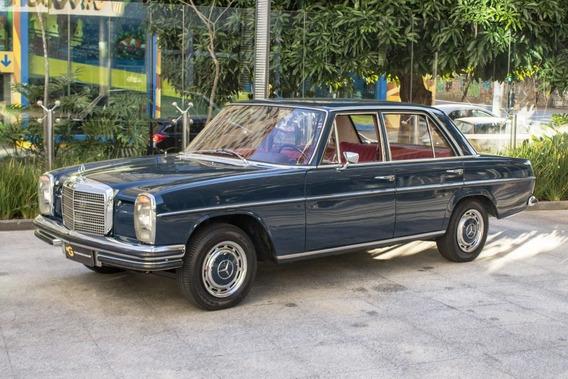 1969 Mercedes Benz 250 W114