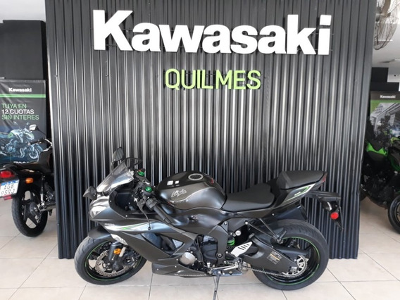 Kawasaki Zx6 Ninja 636