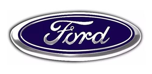 Emblema Ford Grade Dianteiro  Ka 2002 Até 2007 + Brinde