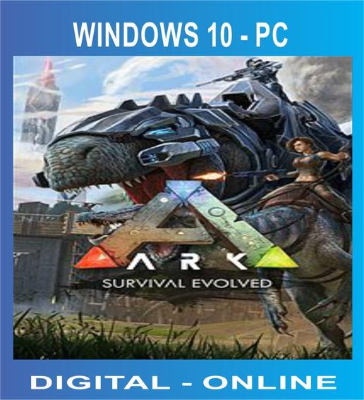 Ark Survivor Evolved-windows 10 -pc- Digital-online