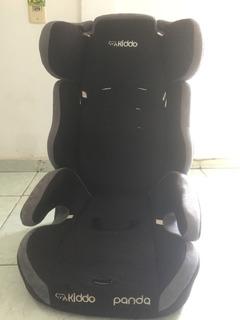 Cadeira Para Automóvel Kiddo Panda 533 - 9 A 36 Kg - Preta