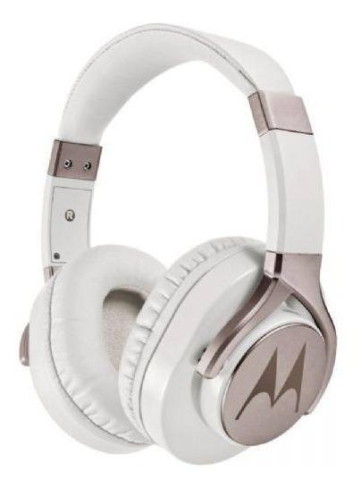 Fone De Ouvido Motorola Pulse Max Wired C/ Microfone