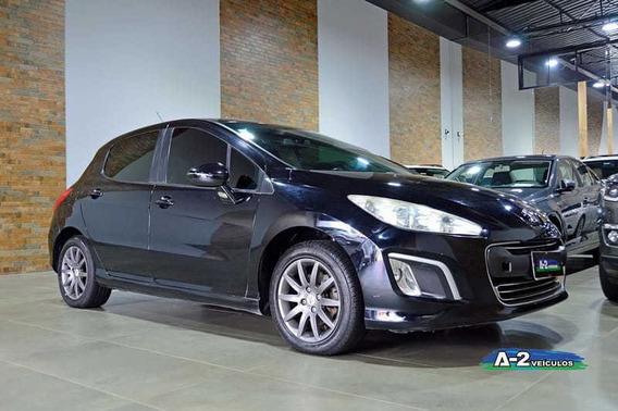 Peugeot 308 Allure 1.6 Flex 16v 5p Mec 2013