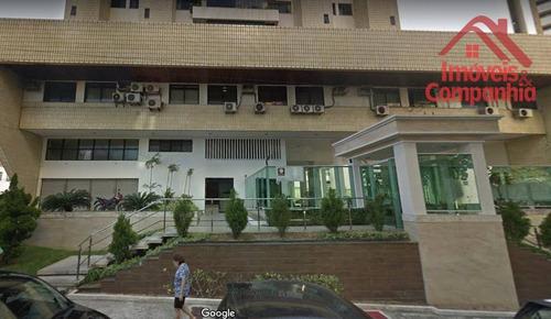 Apartamento À Venda, 184 M² Por R$ 550.000,00 - Dionisio Torres - Fortaleza/ce - Ap1733