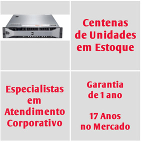 Servidor Dell R720 Sem Sistema Op Sixcore 160gb 300gb Sas