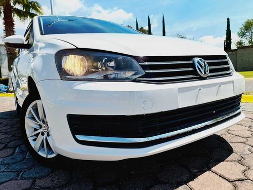 Imagen 1 de 15 de Volkswagen Vento 2019 1.6 Confortline Mt