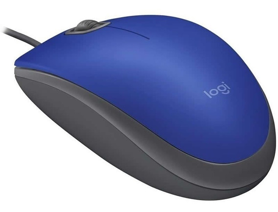 Mouse Logitech Silent Usb Azul M110 910-005491 27519