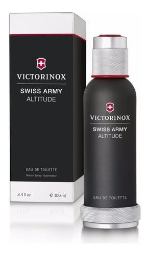 Perfume Swiss Army Altitude 100 M/l Para Hombre Original