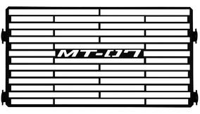 Tela Protetor De Radiador Aço Carbono Mt-07 Mt07 Mt 07 2015