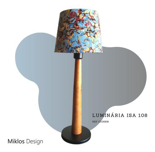 Luminária Isa 108