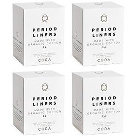 Cora Ultra Fino Algodón Orgánico Para Mujer Slips