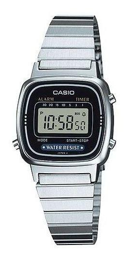 Relógio Feminino Casio Vintage La670wa-1df