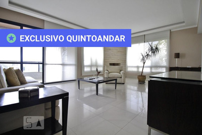 Apartamento No 8º Andar Mobiliado Com 4 Dormitórios E 3 Garagens - Id: 892855144 - 155144
