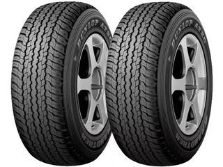 Kit X2 Neumáticos Dunlop 265/60 R18 Grandtrek At25 110h