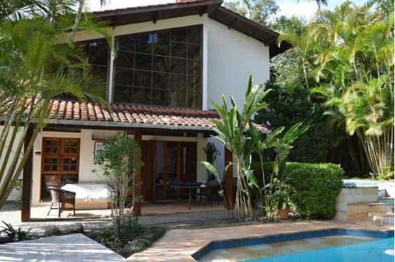 Casa Em Condomínio Para Venda Em Itapecerica Da Serra, Jardim Europa, 4 Dormitórios, 2 Suítes, 2 Banheiros, 4 Vagas - 343