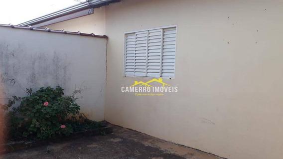 Casa Com 1 Dormitório Para Alugar, 70 M² Por R$ 650,00/mês - Parque Liberdade - Americana/sp - Ca2170