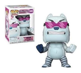 Funko Pop 608 Bear Teen Titans Go Original