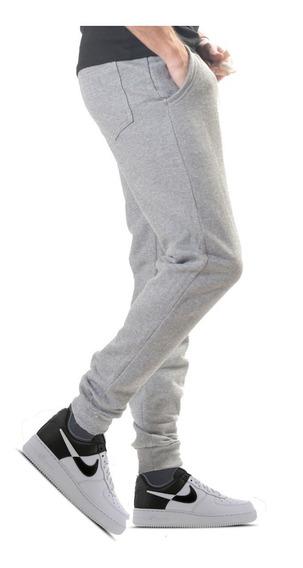 Jogging Babucha Puño Hombre Pantalon Algodon Frizado Chupin
