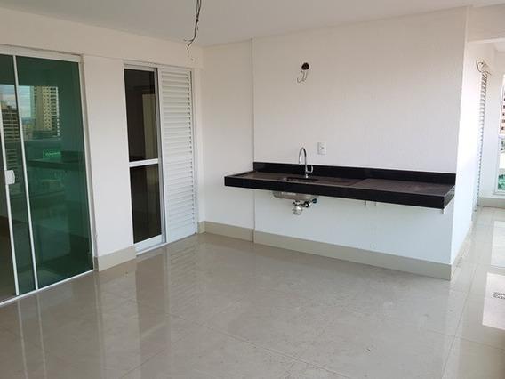 Apartamento Em Setor Bueno, Goiânia/go De 142m² 4 Quartos À Venda Por R$ 720.000,00 - Ap278028
