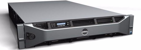 Servidor Dell Poweredge R710 2x Sixcore 32gb Ram 2x Hd300gb