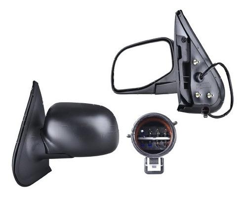 Imagen 1 de 1 de Espejo Ford Explorer 1995 A 2001 Electrico C/luz Negro Limited/xls/base/xl/eddie Bauer/xlt/sport
