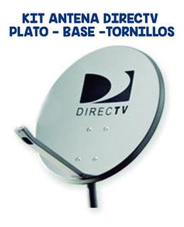 Antena Satelital 47cm Con Lnb No Incluye Deco