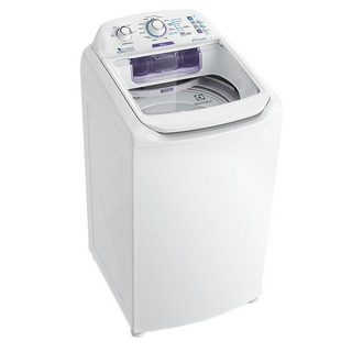 Lavadora De Roupas Electrolux 8,5kg Lac09 Branca 110v