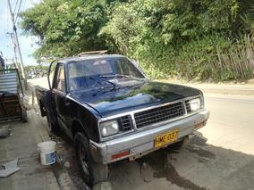 Chevrolet Luv Modelo 1987