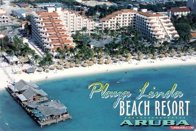 Acción De Club. Playa Linda Aruba. Global Cc Asesoría Inmobi