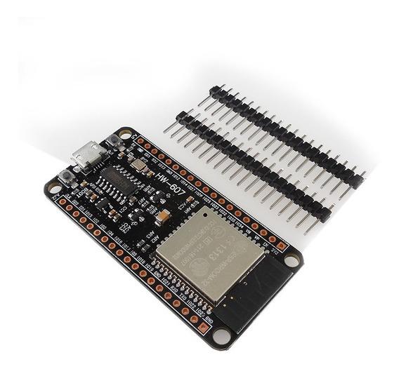 Esp32 Ch340g Hw-607 Wifi + Bluetooth Ultra-baixo Consumo