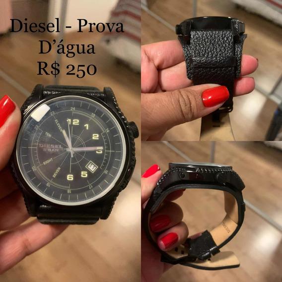 Relógio Diesel A Prova Dágua