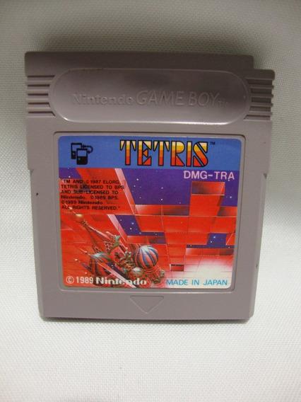 Jogo Cartucho Tetris Original Game Boy Japones