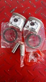 Kit Pistones Std 49mm Yamaha Virago Xv250, Vento , Keeway