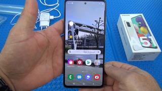Celular Samsung Galaxy A 51 128gb Semi Novo Cor Preto
