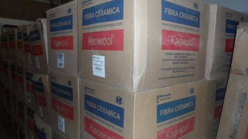Fibra Ceramica/mantas Refractarias Kaowool De 1 X8pcf