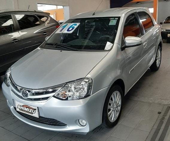 Toyota Etios 1.5 16v Xls 5p