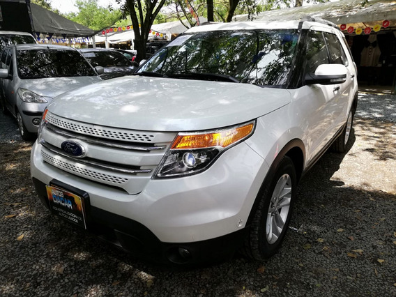 Ford Explorer Limited 4x4 Modelo 2013