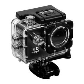 Câmera Ação Quanta 12mp Full Hd Tela 2.0 / Wifi