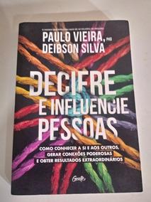 Livro Decifre E Influencie Pessoas