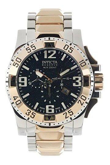 Invicta 0204 Reserve Collection Excursion Reloj Cronógrafo D