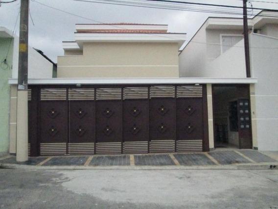 Casa Residencial À Venda, Vila Gustavo, São Paulo. - Ca1324 - 33599314