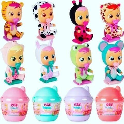 Muñecas Cry Babies Importados Originales.
